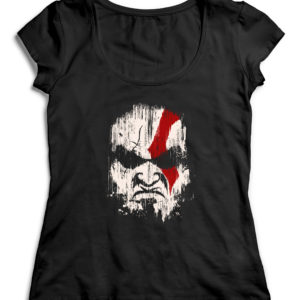 "T-SHIRT "" GOD OF WAR - KRATOS """