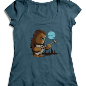"T-SHIRT "" STAR WARS - CHEWBACCA """