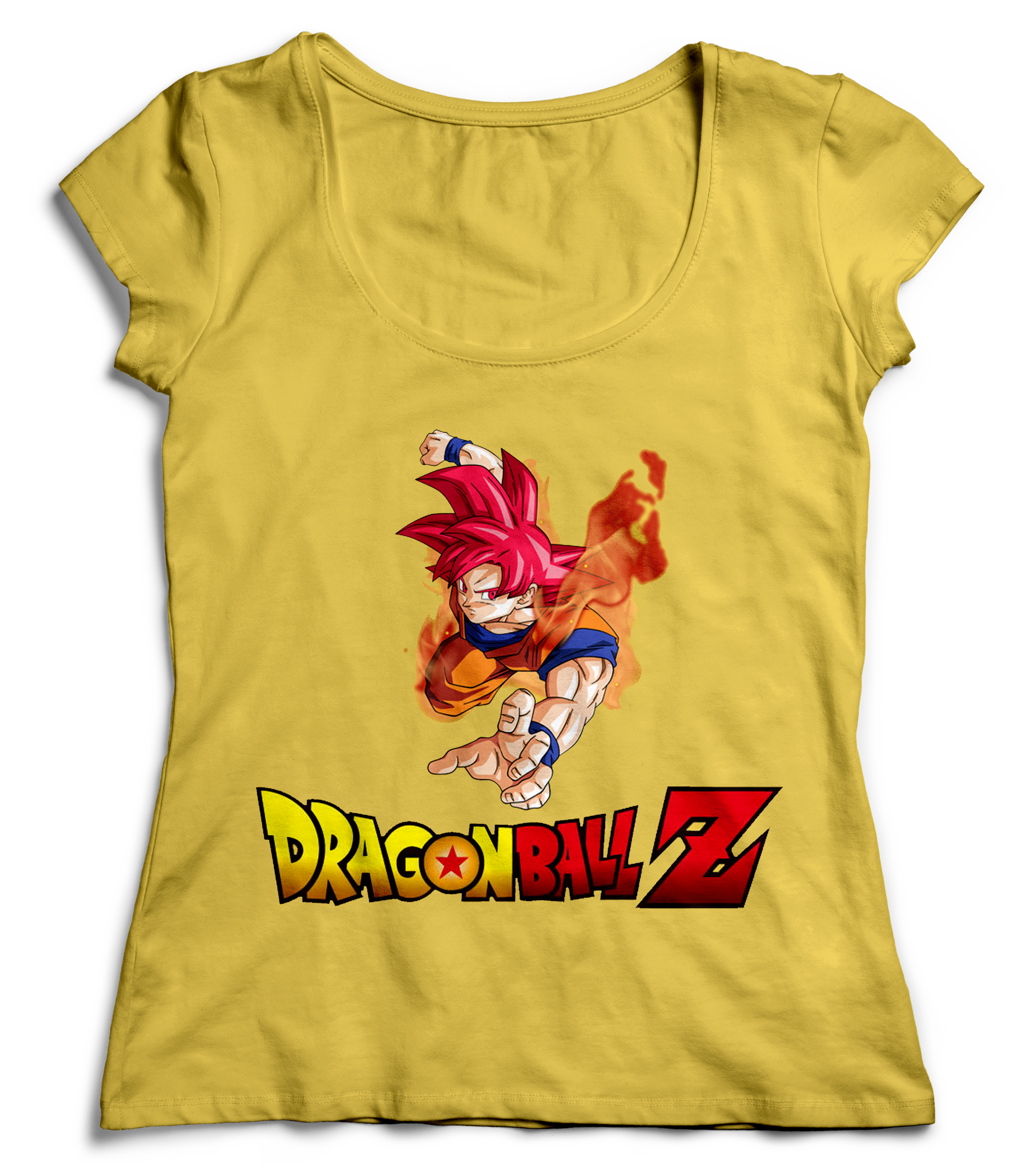 T Shirt Dragon Ball Z J Imprime Comme J Aime