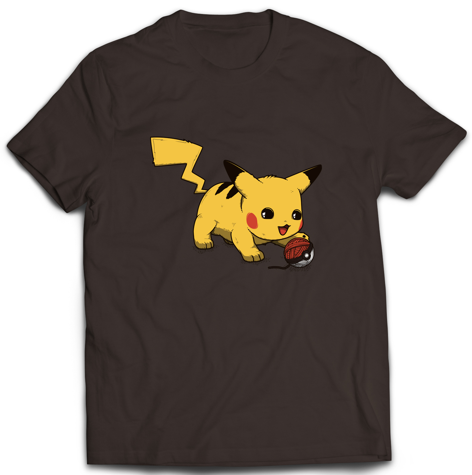 t shirt pikachu homme j 39 imprime comme j 39 aime. Black Bedroom Furniture Sets. Home Design Ideas