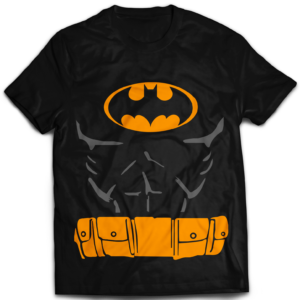 T-shirt Costume Batman
