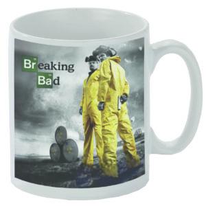 Mug Breaking Bad (série 1)