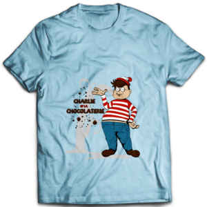T-shirt Charlie et la Chocolaterie