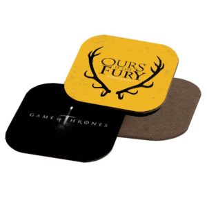 Sous-verre Game Of Thrones - Baratheon