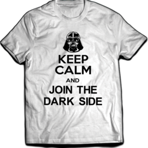 T-shirt Keep Calm and Join the Dark Side