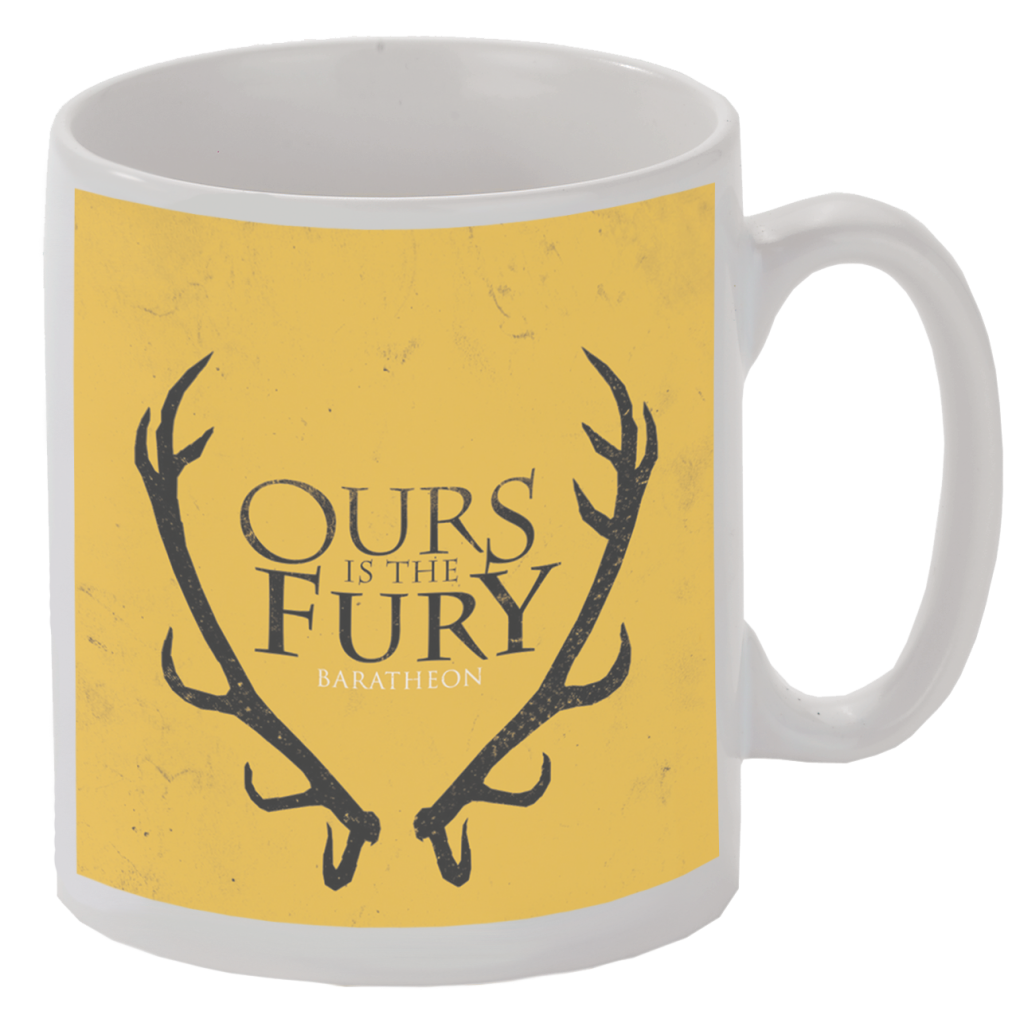 Mug Game Of Thrones : Baratheon