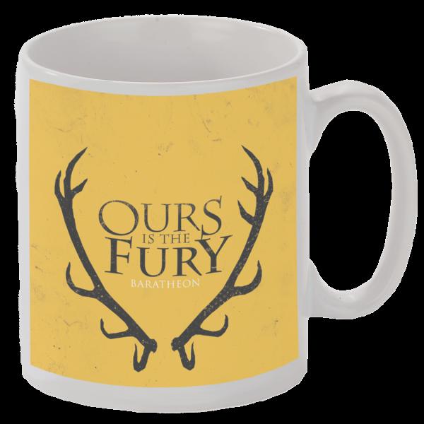 Mug Game Of Thrones : Baratheon