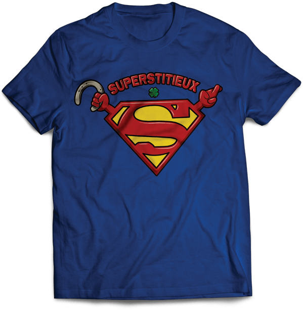 T-shirt Superstitieux