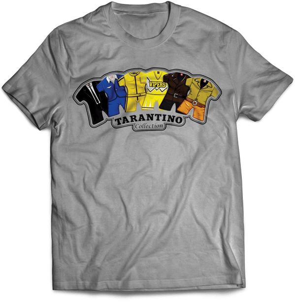T-shirt Tarantino Collection