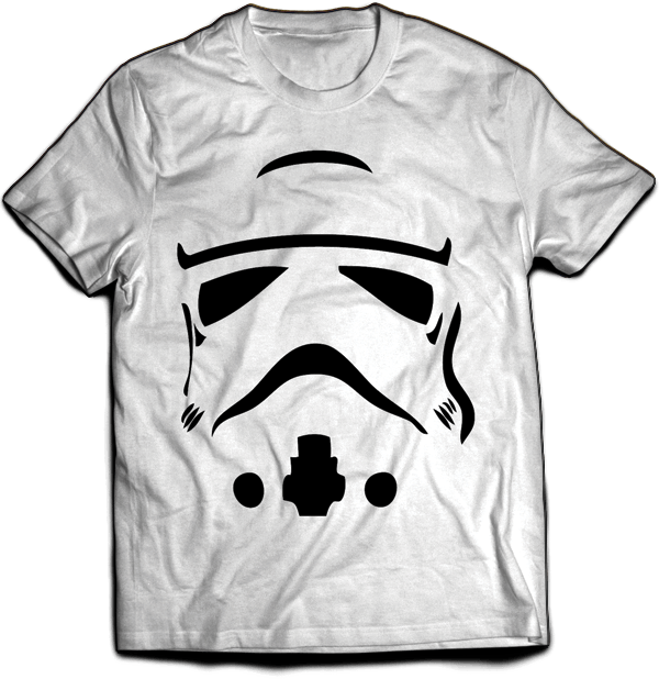 T-shirt Star Wars - Stormtrooper