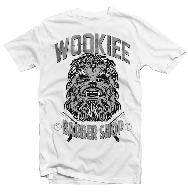 t shirt wookie homme j 39 imprime comme j 39 aime. Black Bedroom Furniture Sets. Home Design Ideas