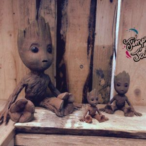 impression 3D groot