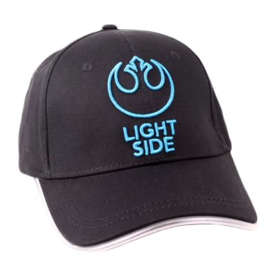 Casquette-lumineuse-star-wars-light-side-rebel-logo