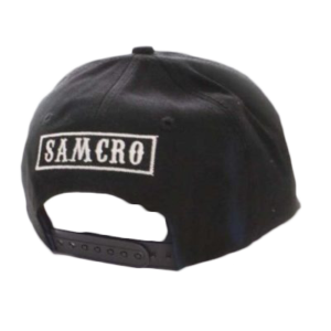 Casquette-sons-of-anarchy-soa-death-reaper-patch