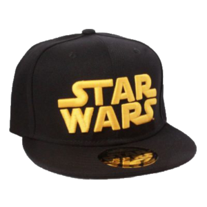 Casquette-star-wars-logo-text