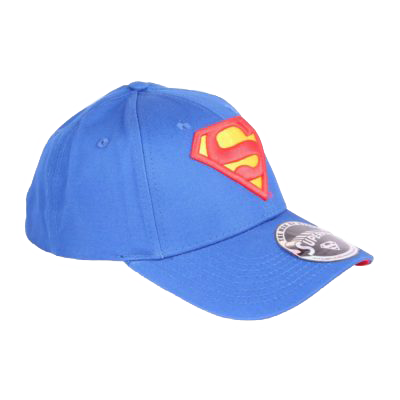 Casquette-superman-dc-comics-baseball-logo