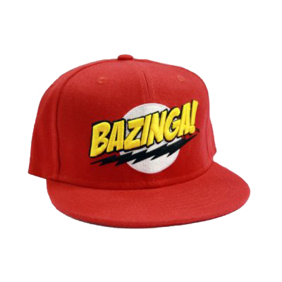 Casquette-the-big-bang-theory-bazinga