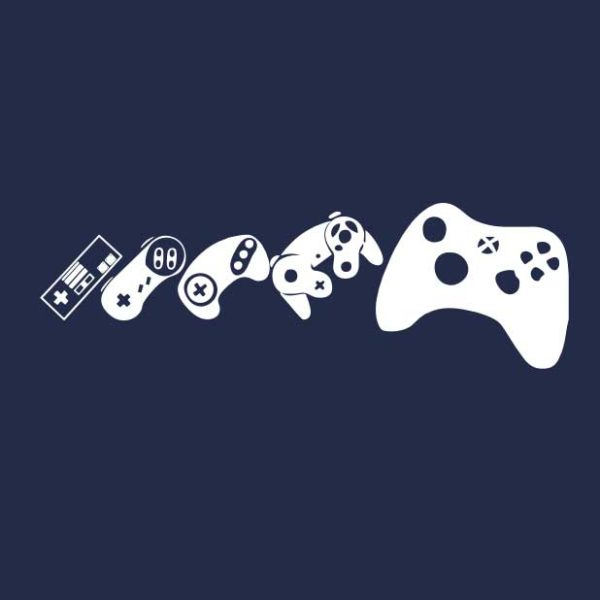 evolution-manette