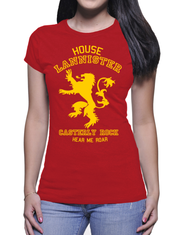 house lannister couleur rouge