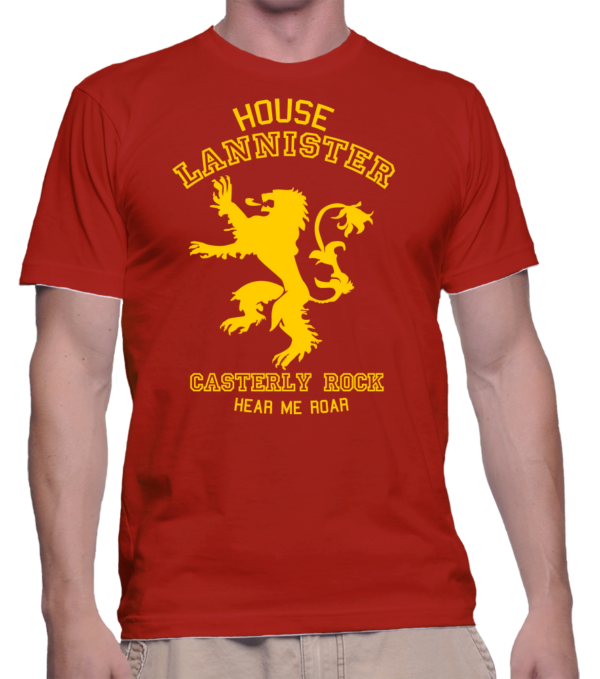 house of lannister couleur rouge
