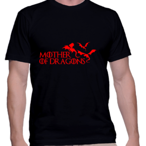 mother dragons couleur noir