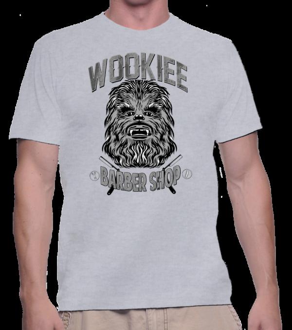 wookie gris clair uni