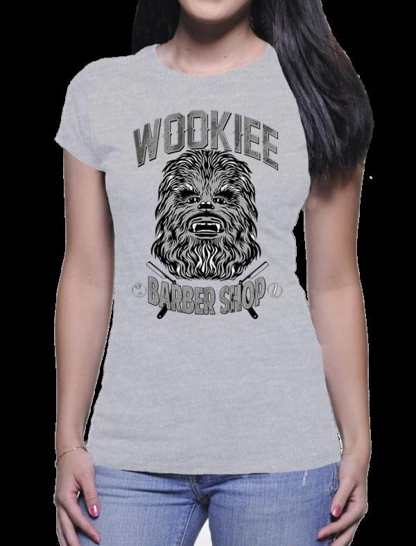 wookie gris clair unis