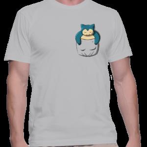 ronflex pocket t-shirt homme